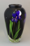 Mayauel Ward - Vase - Night Iris