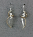 Peter James Earrings - E601CO