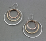 Peter James Earrings - E963CO TRI