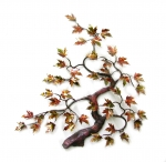 Bovano - W91 Autumn - Enameled Maple Tree