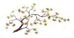 Bovano - W97 - Gingko Branch, Enameled