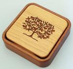Heartwood Creations - Lift Top Box - Heart Tree