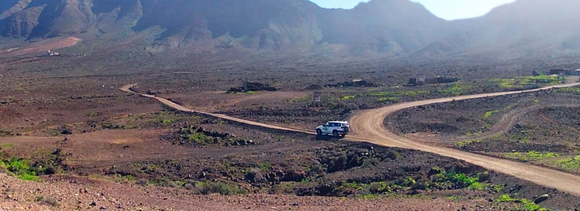 Fuerteventura north to south in 4x4