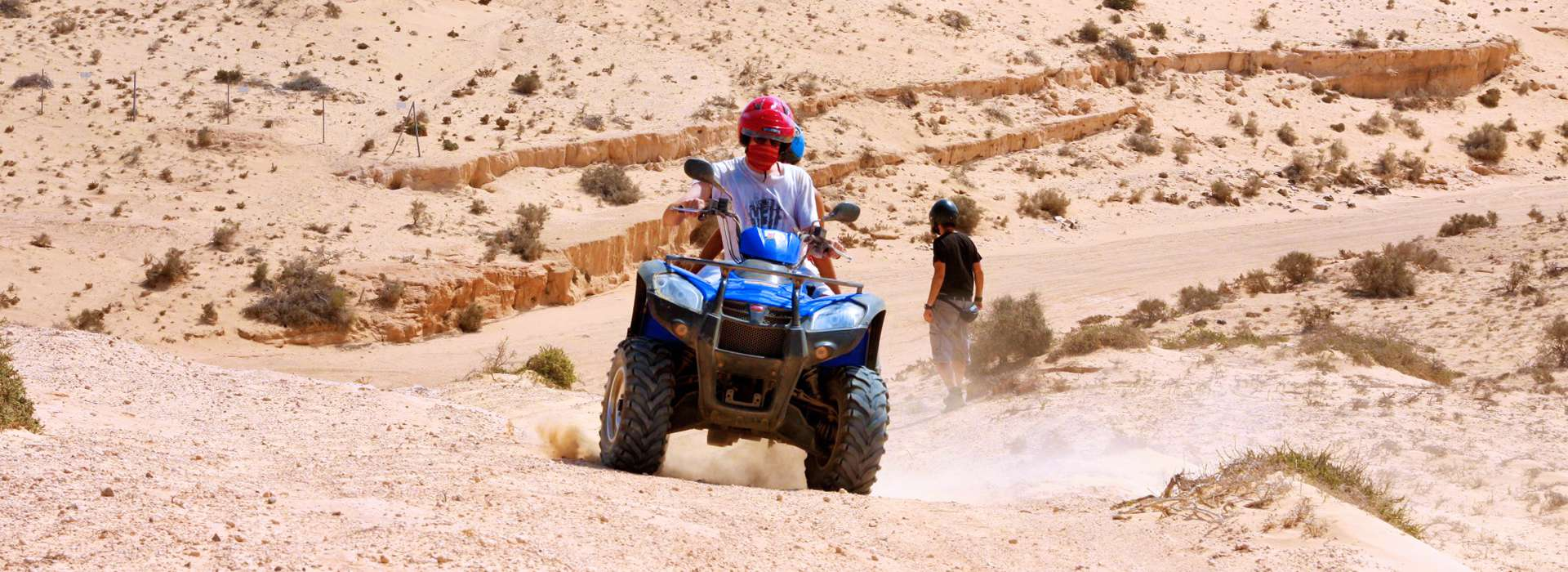 Quad Adventure & Buggy Safari
