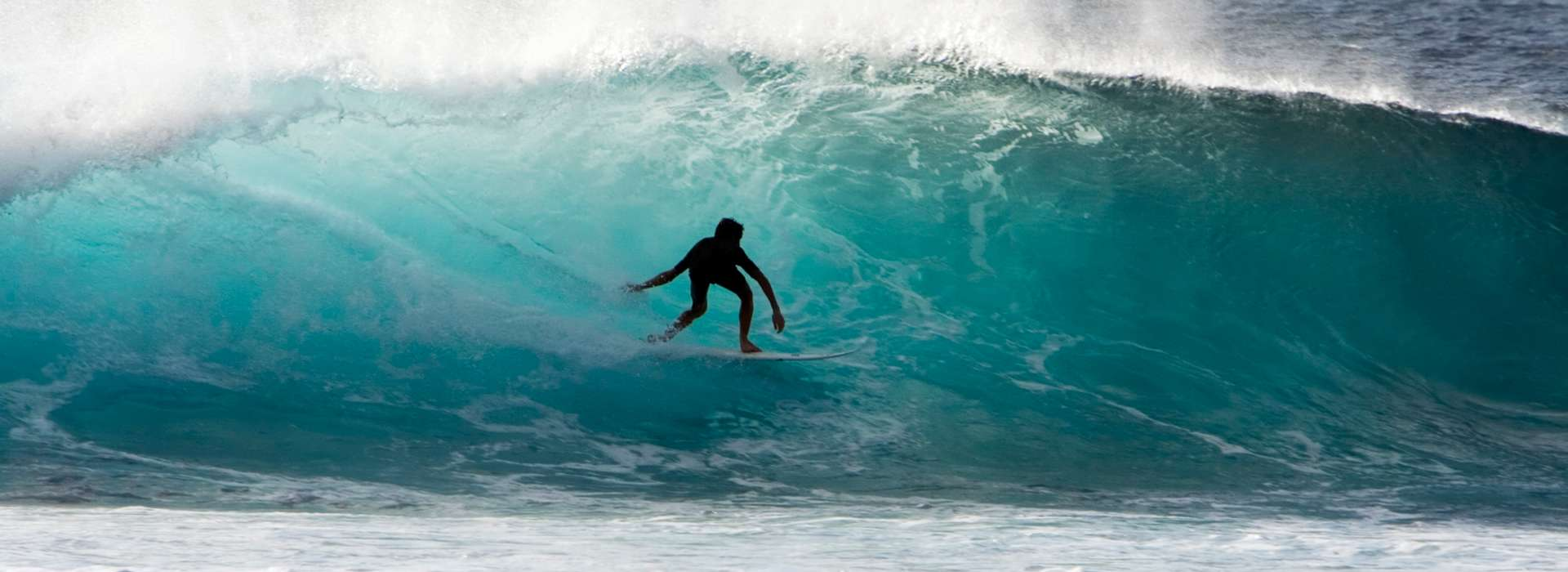Surf nelle Hawaii d'Europa
