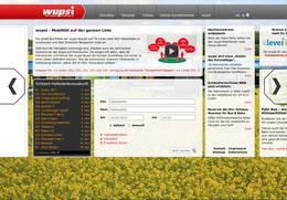 TYPO3-Webseite-der-wupsi