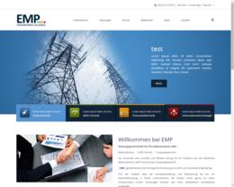 Startseite-TYPO3-Firma-EMP