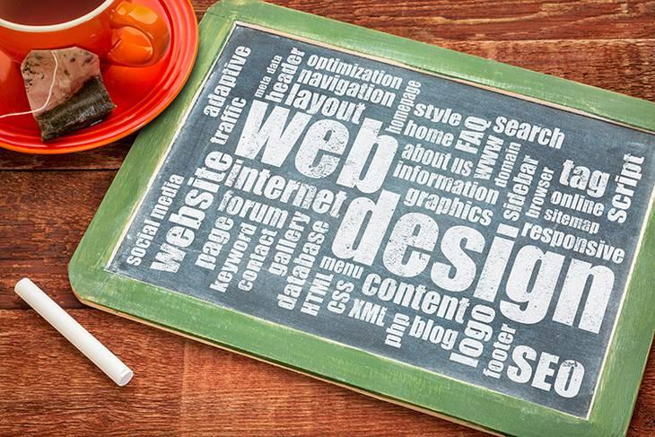 Unsere Web-Leistungen auf einen Blick