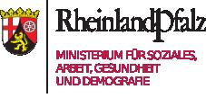 Ministerium RLP Logo