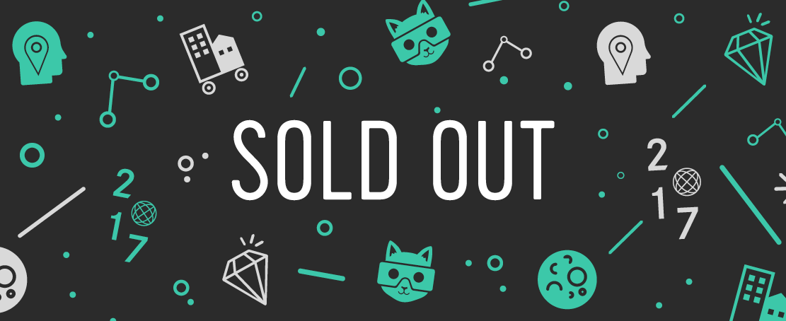C2 Montréal 2017 is sold out