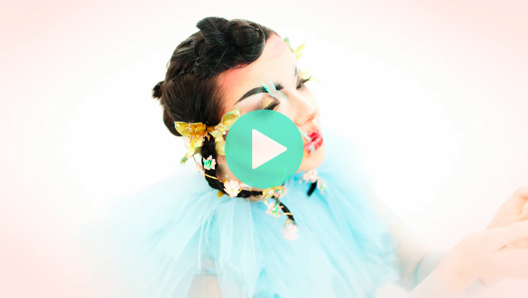 Björk video thumbnail