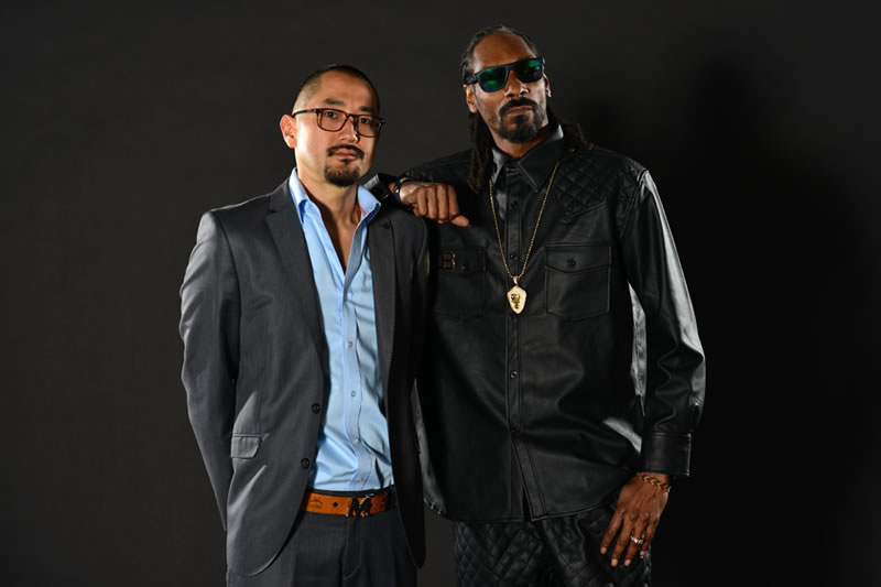 Speaker 2018: Snoop Dogg and Ted Chung