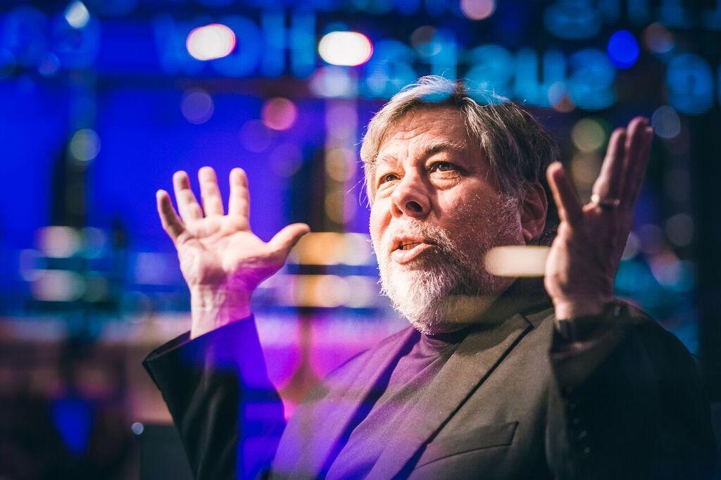 Picture of Steve Wozniak