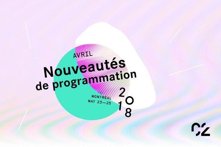 Le printemps est dans l'air à C2 Montréal