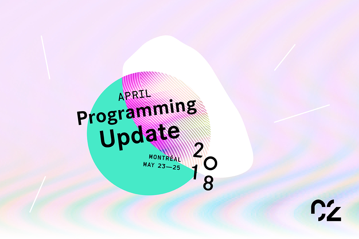 April programming update