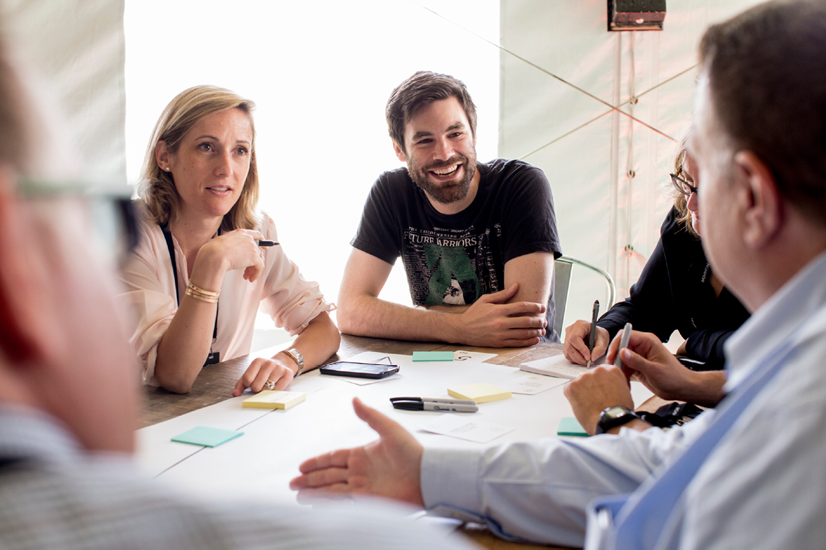 Ideate for Impact puts heads together at C2 Montréal 2018