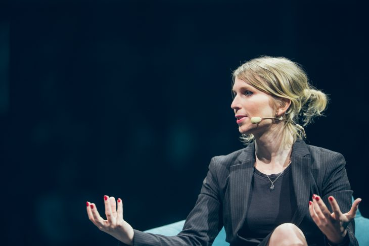 Chelsea Manning - Photo: Allen Mceachern