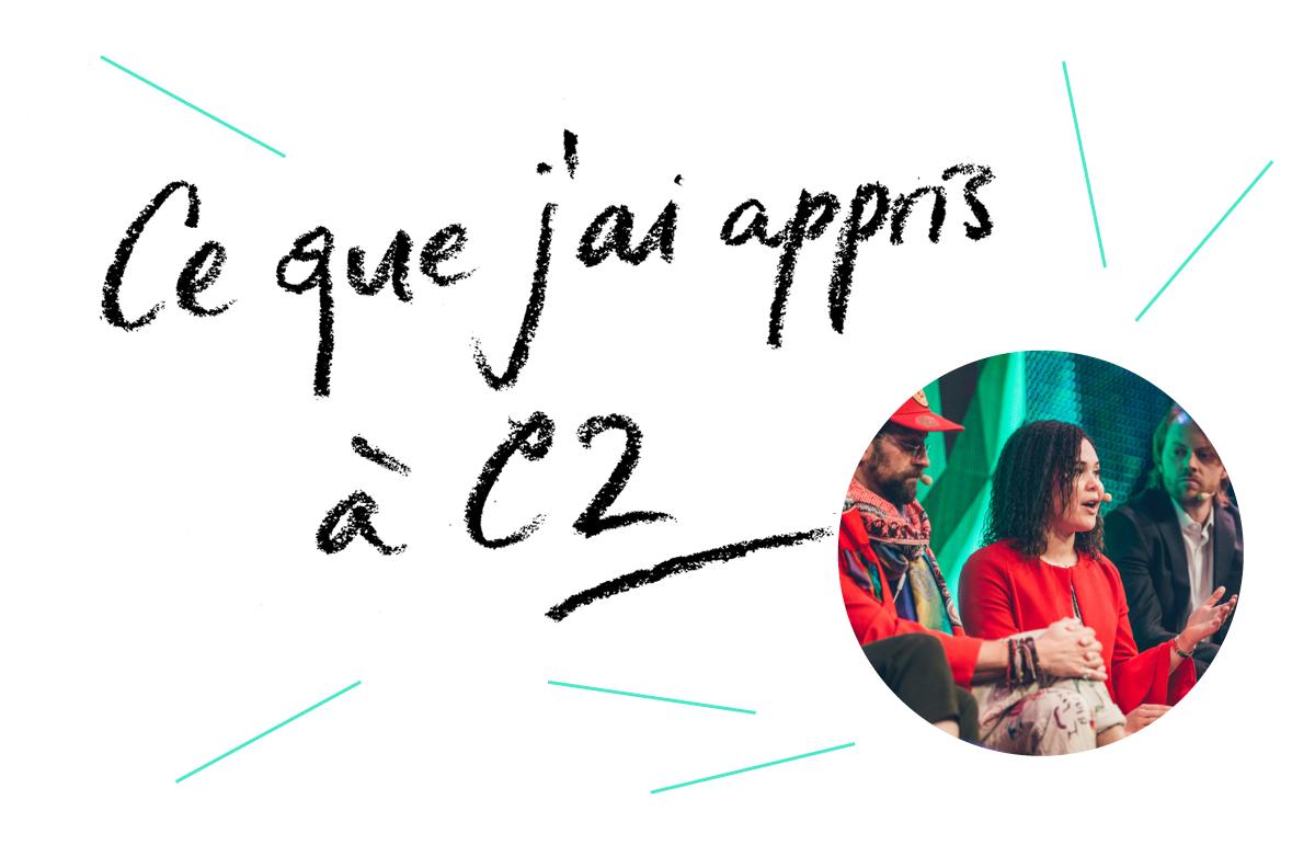 Ce que j'ai appris à C2 Montréal: 12 pages tirées du cahier de la rédactrice en chef