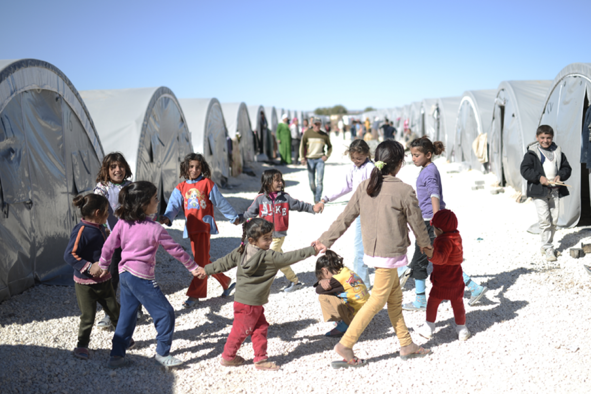 Ideate for Impact: Supporting refugees