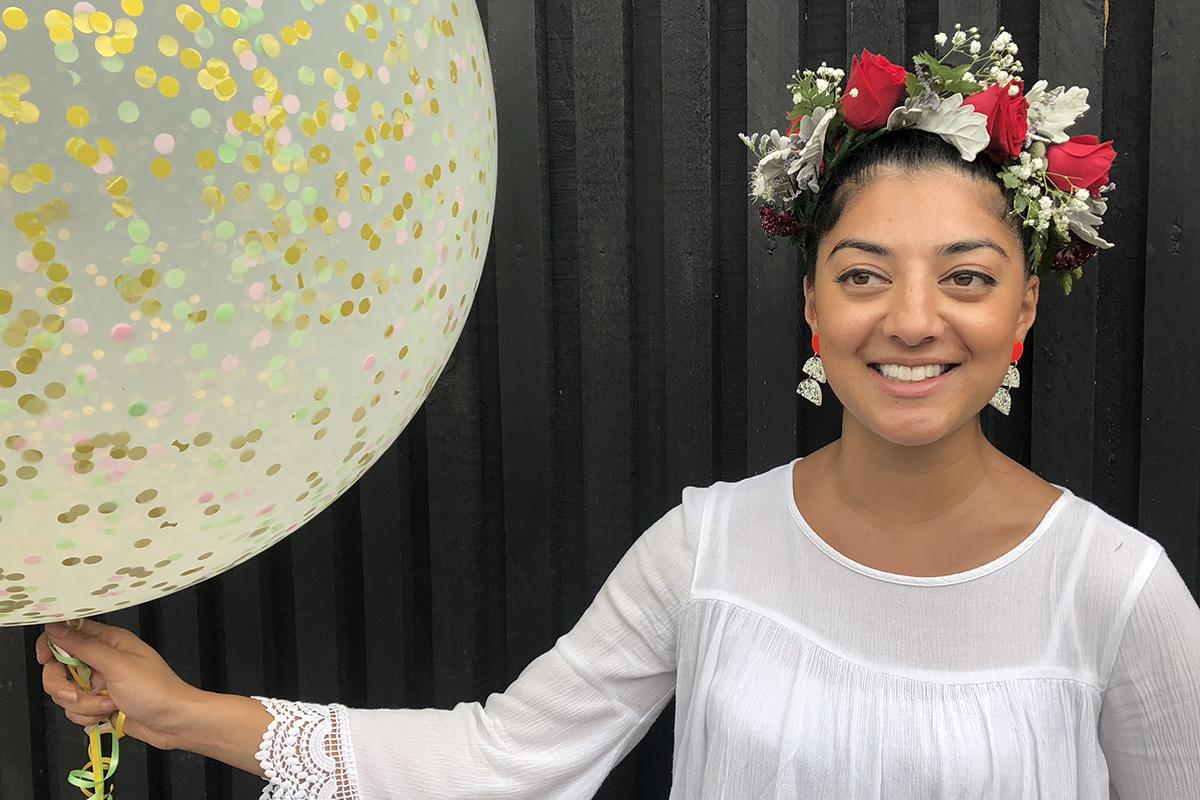 Meet Sarah Khan: The People of C2
