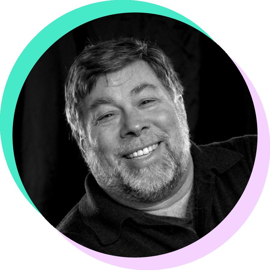 Speaker, Steve Wozniak