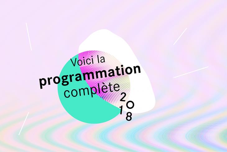 C2 Montréal 2018: programmation complète