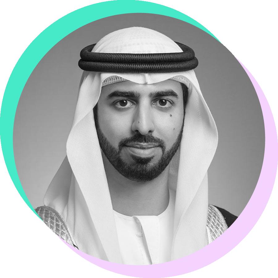 Speaker, Omar Bin Sultan Al Olama