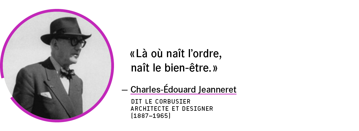 Charles-Édouard Jeanneret, dit Le Corbusier