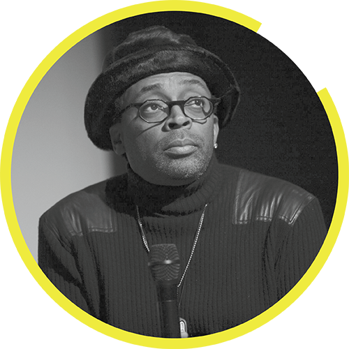 Speaker 2019, Spike Lee