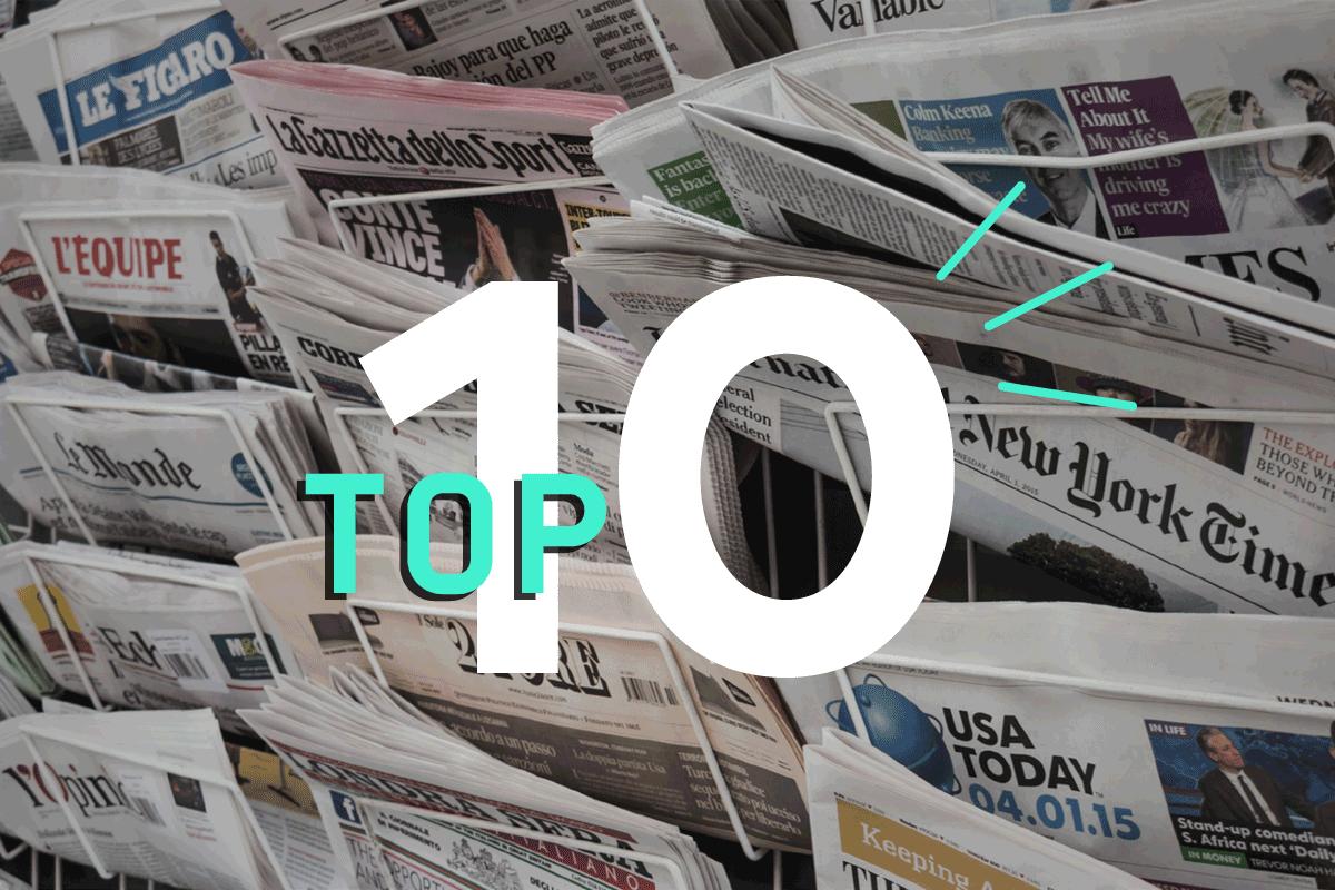 10 histoires d'affaires qui ont rendu 2018 inoubliable