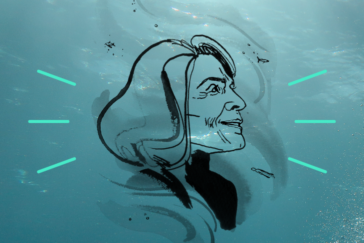 Troubled waters: Dr. Sylvia Earle on saving our oceans… and ourselves