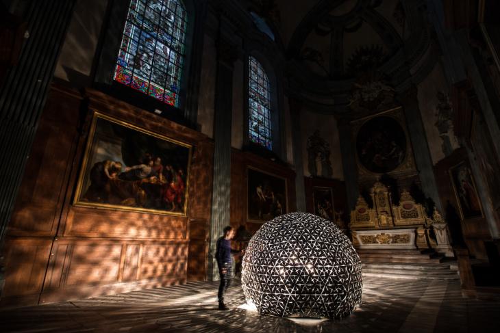 Daan Roosegaarde: 7 fascinating photos of the future