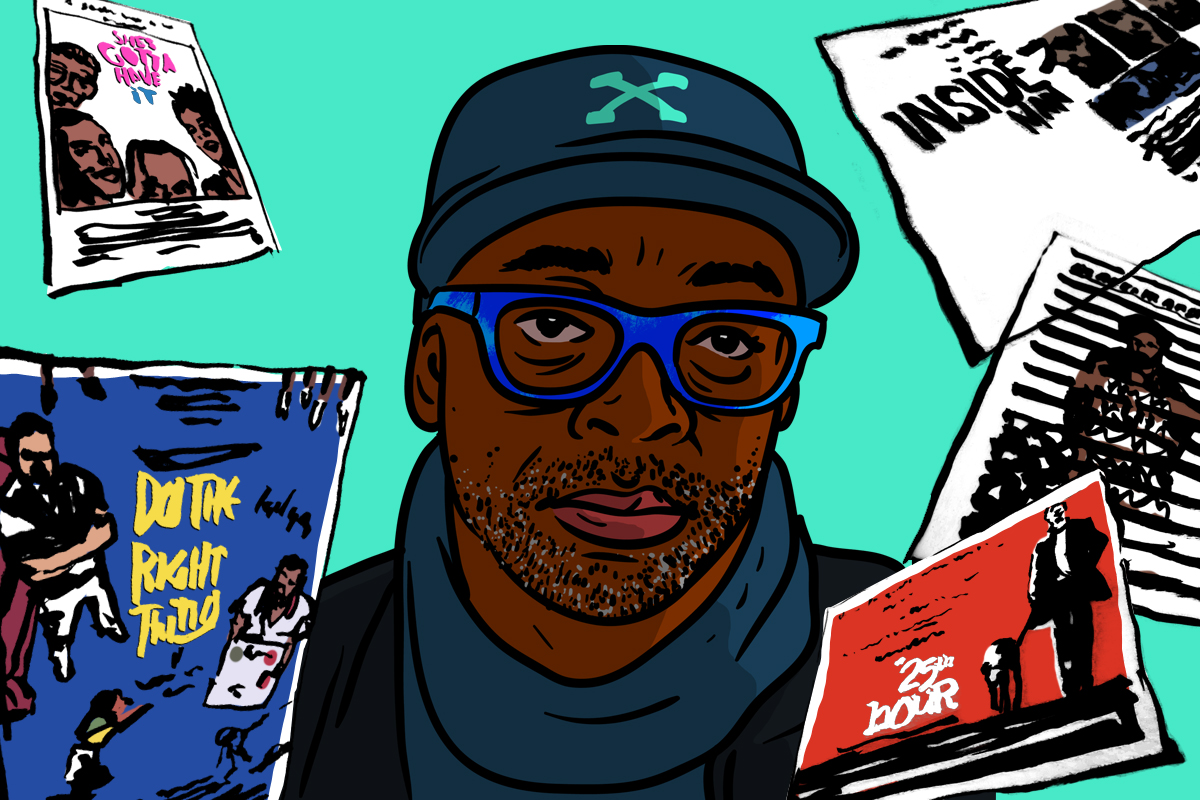 Watch and learn: 4 business lessons from Spike Lee