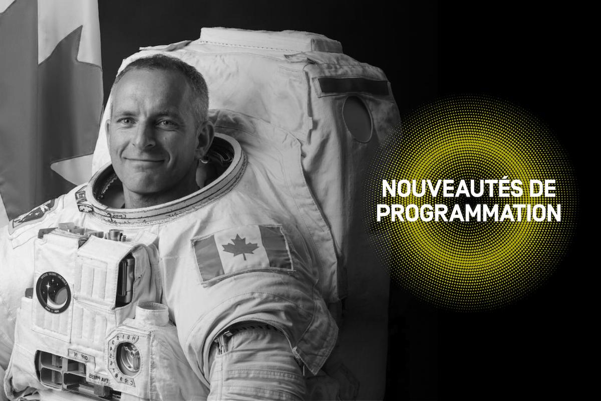 10 raisons d'admirer l'astronaute David Saint-Jacques