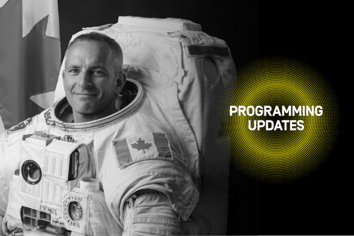 10 remarkable things about astronaut David Saint-Jacques