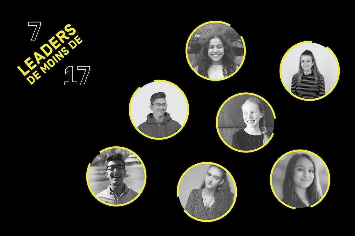 7 leaders de moins de 17 ans à C2 Montréal 2019
