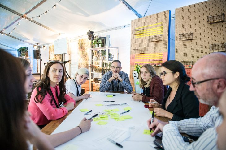 What your VP Finance can learn at a creative business event