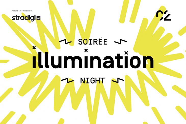 Soirée Illumination: LE party que vous ne voulez pas manquer