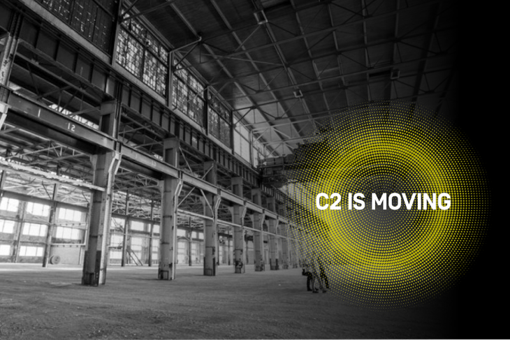 C2 reinvents itself with dynamic new site at MTL Grandé Studios