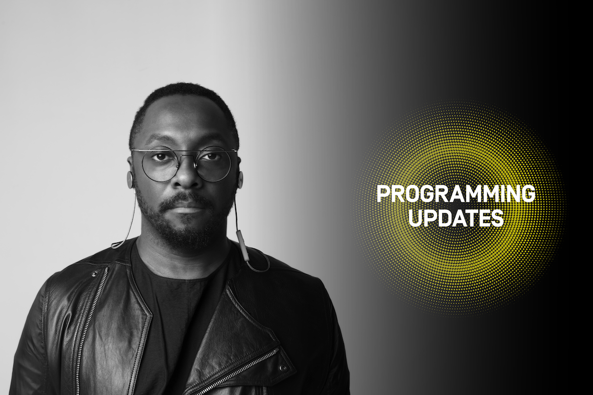 Futurist, tech entrepreneur and global music artist will.i.am to speak at C2