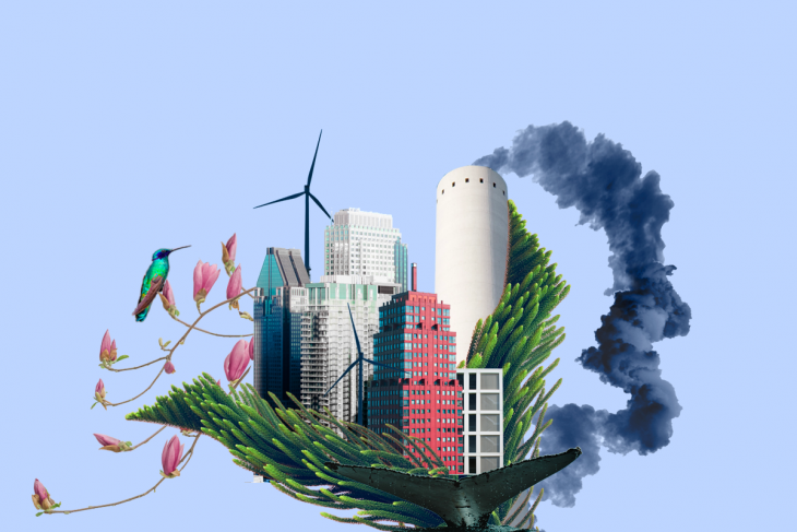 Tomorrow's Society & Environment: Creative business solutions to climate change