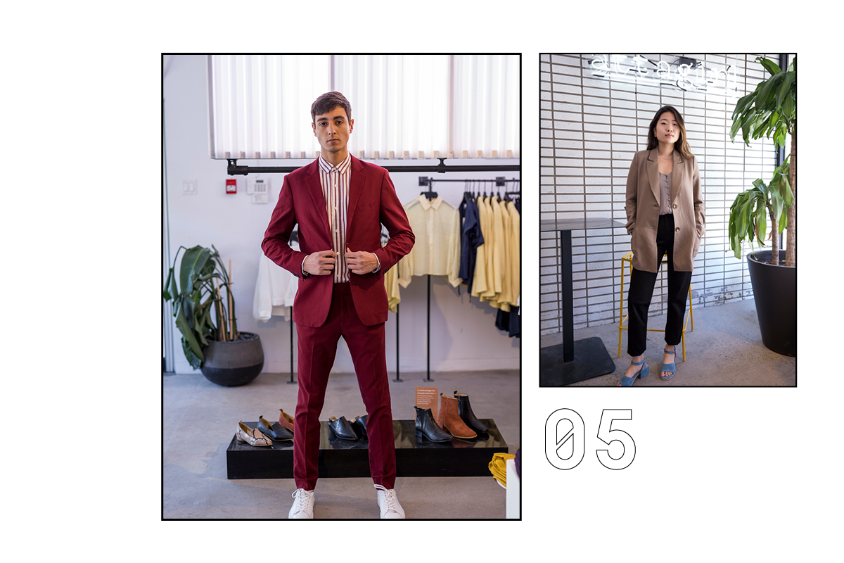 Dress to express: A Frank And Oak guide to stylin' at C2 2019