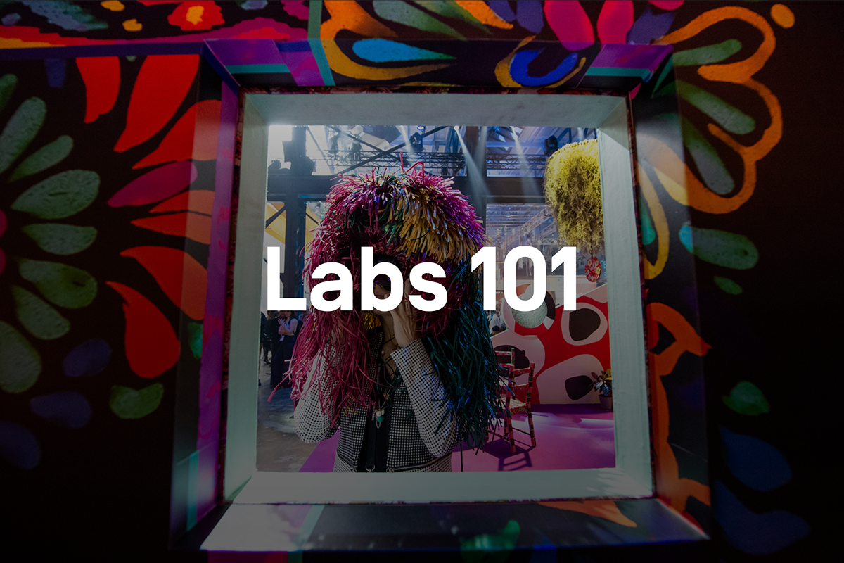 Labs 101: Meaningful play to amplify your creative game