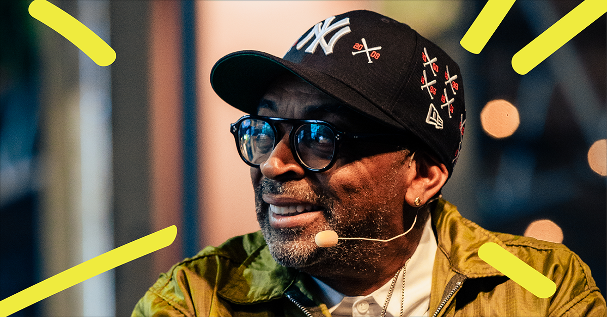 Filmmaker Spike Lee on fighting the system
