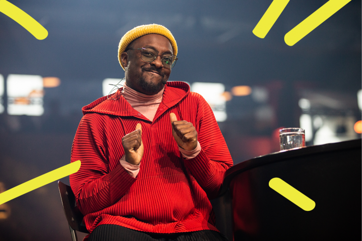 Future technology with will.i.am: A people-first approach to technology's uncertainties