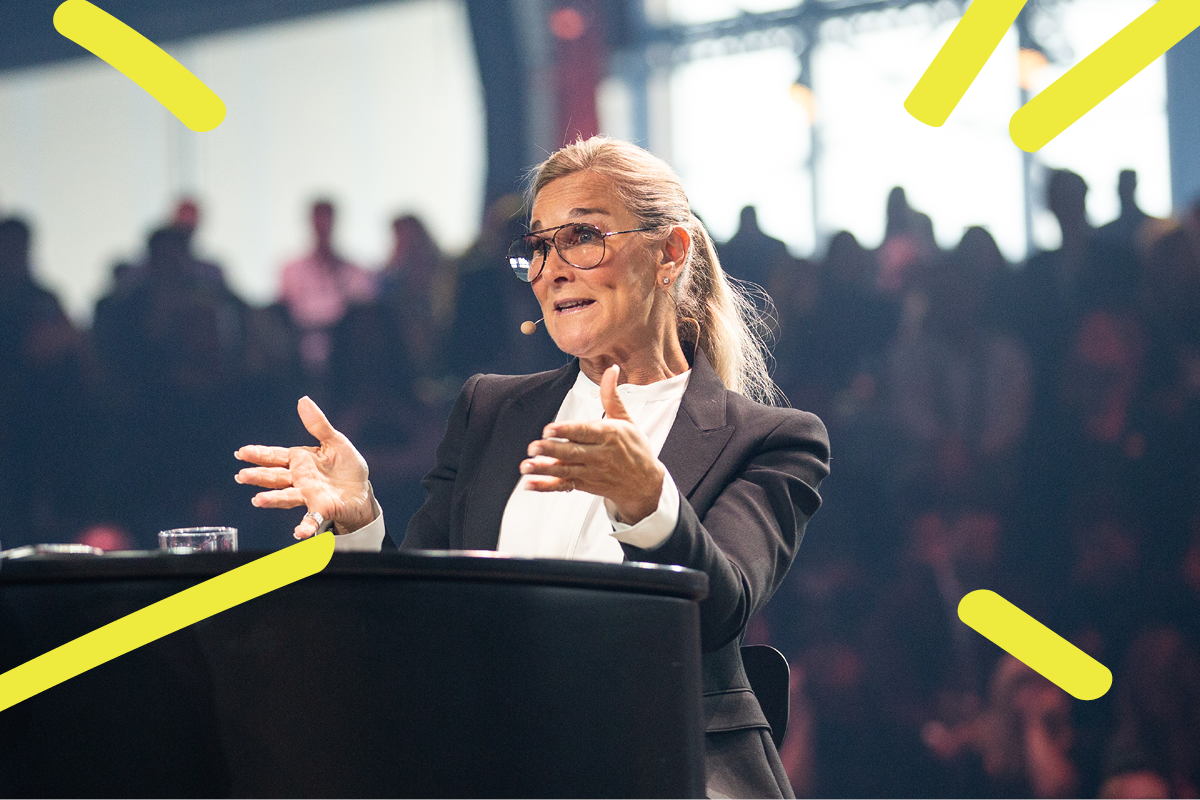 What's after Apple: Angela Ahrendts on the future of retail