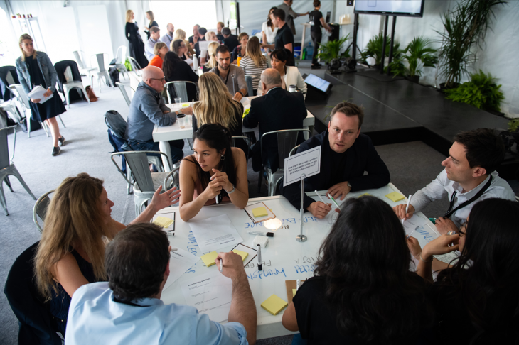 How collaborative experiences change the way you think — and do business