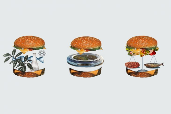 The protein revolution is upon us: What's next for the hamburger?
