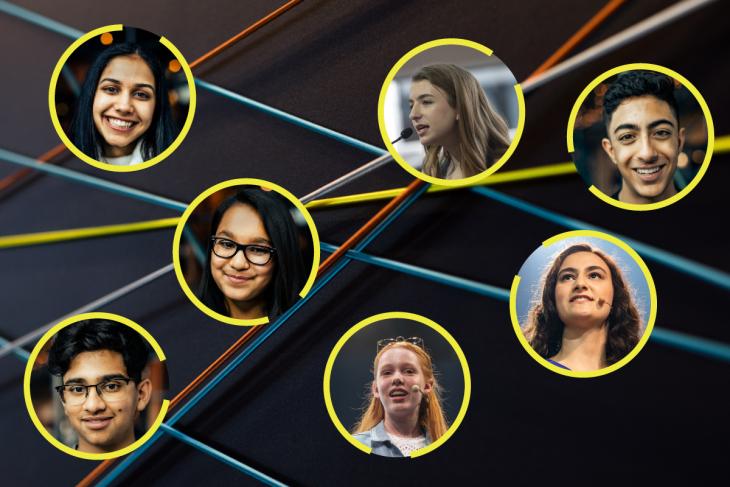 Le pouvoir aux jeunes: ce que 7 leaders de moins de 17 ans nous ont appris