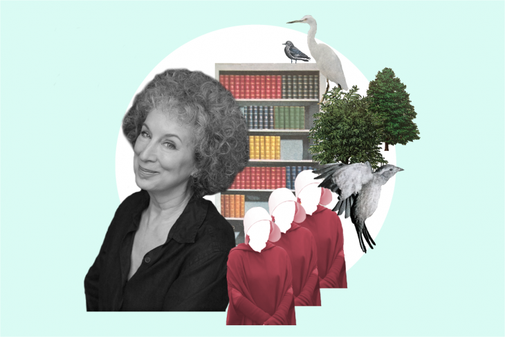 Things you might not know (but should) about Margaret Atwood